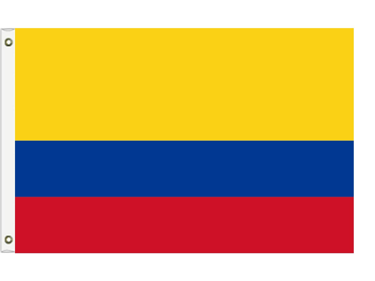 Colombia Flag