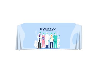 Covid-19 Premium Table Cover