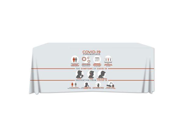 Covid-19 Premium Table Cover