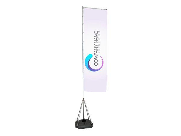 Giant Flag Pole