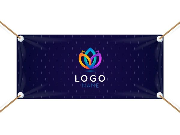Polyester Mesh Fabric Banners