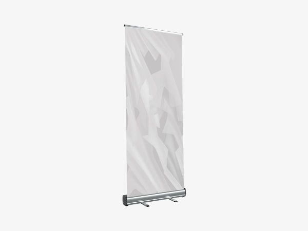 Roll Up Screen Sneeze Shield