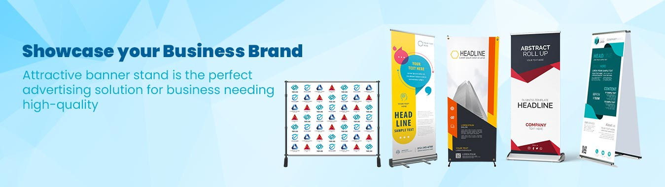 Banner Stands to Showcase your Business Brand