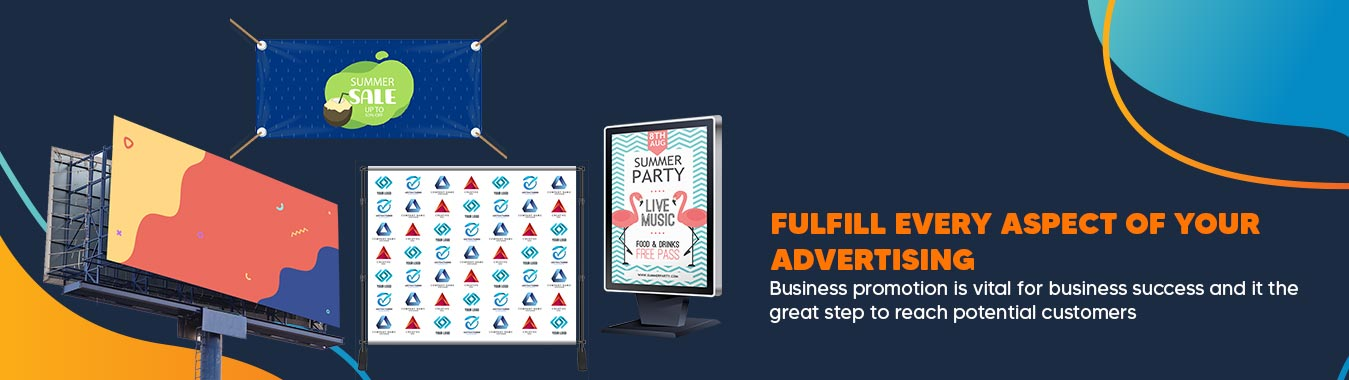 Buy Banners Online : Fulfill Every Aspect of your Advertising and Promotions