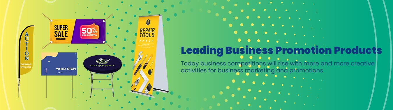Leading Business Promotion Products Provider