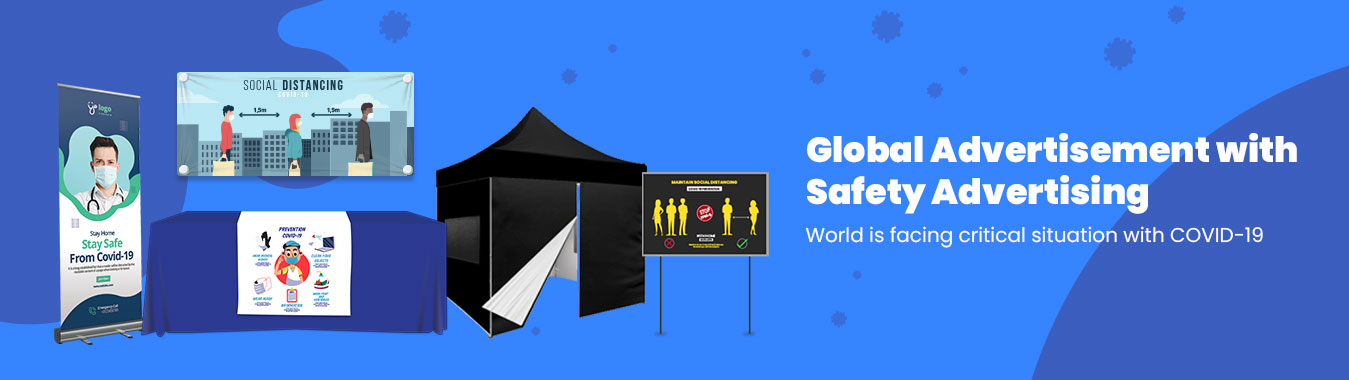 Global Advertisement with Safety Advertising and Promotional Products