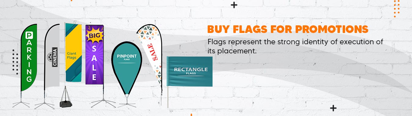 Buy Flags Online from Wide Variety of Flags Inventory