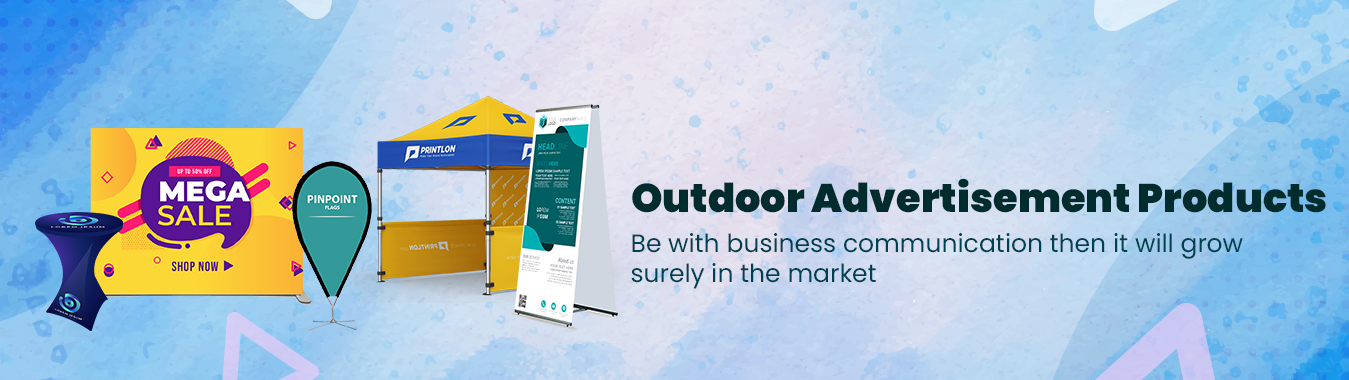 Outdoor Advertisement Products Provider in USA